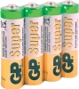 Батарейка AA GP LR6/4SH  Super Alkaline (4шт. в уп-ке) 15ARS-2SB4 НЕ В БЛИСТЕРЕ!!