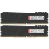 Модуль памяти  32GB DDR4 PC4-24000 3000MHz Kit (2x16Gb) Kingston HyperX HX430C16FB4K2/32
