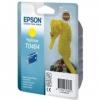 Картридж C13T048440  (Epson R200/R300/RX500) (430стр) желт, (o)
